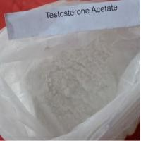 Wholesale 99% Purity Semi-Finished/Raw Powder Testosterone Acetate Steroids for Muscle Gaining CAS 1045-69-8 from china suppliers