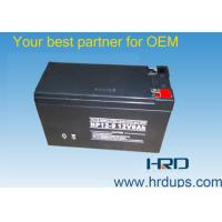 Wholesale 12V Sealed Lead-acid Battery  Rechargeable Lead Acid Batteries from china suppliers