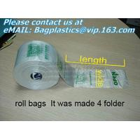Wholesale polythene bags, ldpe bags, hdpe bags, food service bag, kitchen storage, top tie bags from china suppliers