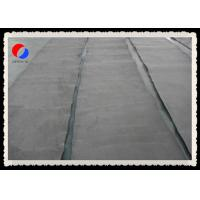 Wholesale 1M / 1.2M Width Fire Resistant Felt , Thermal Insulation PAN 8MM High Temperature Felt from china suppliers
