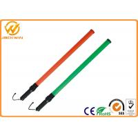 Wholesale Rechargeable LED Traffic Baton for Railway / Civil Aviation / Police Equipment from china suppliers