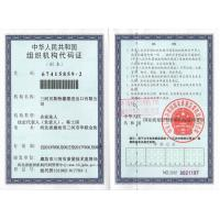SANHE 3A RUBBER & PLASTIC CO., LTD. Certifications
