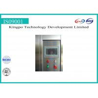 Quality Automatic IP Testing Equipment Water Spray Tester With Calibration Certificate for sale