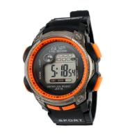 Wholesale Silicone Childrens Digital Watches / Water Resistant Sport Watches For Diving Chronograph from china suppliers
