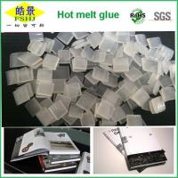 Wholesale EVA Industrial White Hot Melt Adhesive Softening 94 ± 5ºC Transparent For Printing from china suppliers
