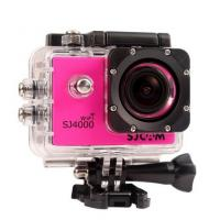 Wholesale ASJ4000C Waterproof Action Camera 1.5 inch Screen Wi-FI Go Pro Style Cam Bicycling Diving Motorbike Sport Camera from china suppliers