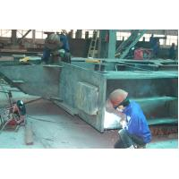 Wholesale Structural Steel Buildings Frames Fabricated By Cutting , Drilling , Welding from china suppliers