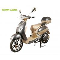 Wholesale Cruiser Elite Pedal Assisted Electric Scooter For Adults 25-35km/H from china suppliers