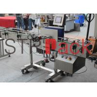 Wholesale Automatic Labelling Machine for Household chemical , clothing label machine from china suppliers