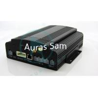 Quality SD card 3G Mobile DVR Recorder Hard Disk Gyro-Sensor , Mobile Car DVR for sale