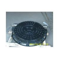 Wholesale Ductile Iron Manhole Cover with higher cost performance made in china for export from china suppliers