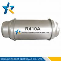China R410A Environmentally Friendly Refrigerants Mixed Zero Ozone For Air Conditioning Systems on sale