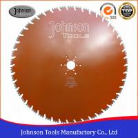Wholesale Double U Shaped Segmented Diamond Saw Blade For Dry / Wet Cutting from china suppliers