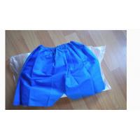Wholesale Disposable Short Pants For Sauna / Hote / Hospital , Patient Disposable Exam Shorts from china suppliers