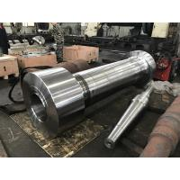Wholesale 4140 4130 4340 Water Turbine Generator Forged Steel Shafts DIN Standard from china suppliers