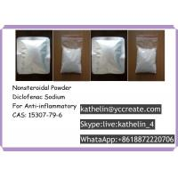 Wholesale Nonsteroidal Powder Diclofenac Sodium  Anti - inflammatory CAS 15307-79-6 from china suppliers