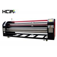 Wholesale Roll Fabric Heat Transfer Printing Equipment 120 - 150 M / H 12 Month Warranty from china suppliers