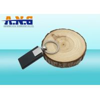 Wholesale Printed Passive Black ABS Rfid Key Fob for Access Control Systems and Security from china suppliers