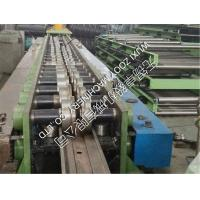 Wholesale Automatic G.i Coil Door Frame Roll Forming Machine With PLC Control Sysetm from china suppliers