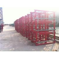 Wholesale Rack and Pinion CH1600 Twin Cage Industrial Lift Elevator 1600kg High Efficiency from china suppliers