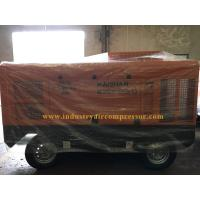 Wholesale 1 Years Warranty Portable Screw Air Compressor Mobile Air Compressor For Mining from china suppliers