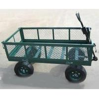 Wholesale Garden Tool Cart / Trolley, Including Removable Storage / Cargo Separator from china suppliers