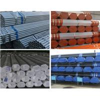 galvanized steel pipes for water delivery