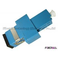 Wholesale Hybrid Conversion Optical Fiber Coupler , LC To SC Fiber Adapter Low  Insertion Loss from china suppliers