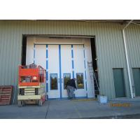 Wholesale Side Downdraft Automotive Paint Spray Booth Car Painting Room OEM For Truck / Bus from china suppliers