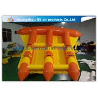 Wholesale Pvc Water Sports Toy Towable Inflatable Flyfish Boa Air Inflatable Flying Fish from china suppliers