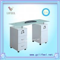 Wholesale nail salon equipment manicure nail table from china suppliers