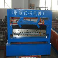 Wholesale 850 Color Steel Corrugated Roll Forming Machine For Roof Tile Making Machine from china suppliers