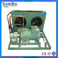 Wholesale Bitzer compressor refrigeration unit refrigeration system for cold room,vacuum cooler from china suppliers