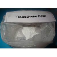 Wholesale Pure Testosterone Base Weight Loss / Testosterone No Ester For Muscle Supplements 58-22-0 from china suppliers