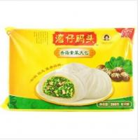 Wholesale Dumplings Frozen Food Packaging Bag / organic chinese food packaging from china suppliers