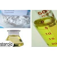 Quality Male Enhancement Raw Boldenone Steroids Powder Boldenone Cypionate CAS 106505-90-2 for sale