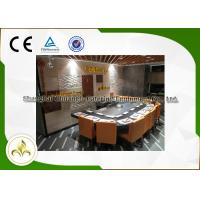 Wholesale Induction / Electric Teppanyaki Table from china suppliers