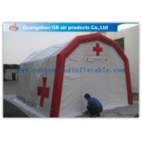 Wholesale Wind - Resistant Portable Inflatable Medical Tent for Emergency Aid from china suppliers