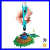 Wholesale Three Dimensional 3d Drawing Pen , Multi Color Smallest 3d Printing Pen from china suppliers