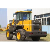 Wholesale 3T Small Front Loader With 1.8m³ Bucket Capaity Can Be Optional As Deuta Or Weichai Engine from china suppliers