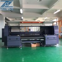 Wholesale Automatic Rolling Digital Direct Printer / Inkjet Textile Printer 1.8 - 3.2m from china suppliers