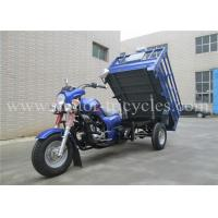 Wholesale Manul Clutch 3 Wheel Cargo Motor Tricycle Trike , Gasoline Tricycle 150cc 175cc 300cc from china suppliers