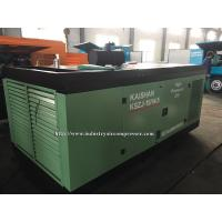 Wholesale Energy Saving Diesel Driven Screw Type Air Compressor Industrial Air Compressor from china suppliers