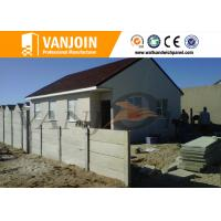 Wholesale Strong And Cheap Foaming Concrete Modern Modular Homes For Plant , Shop ,Office , Workshop from china suppliers