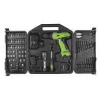 Wholesale 80PCS Rechargeable Cordless Drill Sets / Electric Power Tool Sockets for Construction from china suppliers