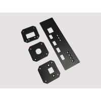 Buy cheap CNC Machining Aluminum Parts Front Audio Panel With Milling ISO from wholesalers