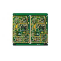 Wholesale Custom printed circuit board ,  FR4 4 Layer 1OZ Copper PCB Board from china suppliers