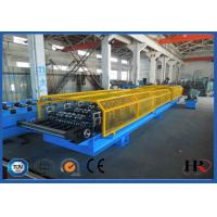Wholesale Metal Sheet Wall Panel Roll Forming Machine , Corrugated Sheet Forming Machine from china suppliers