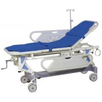 Buy cheap Model: YA-J2B Manual Patient Transfer Stretcher Trolley from wholesalers