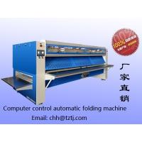 Wholesale Folding machine  is used for sheet folding machine Computer control automatic folding machine from china suppliers
